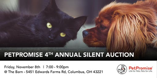 PetPromise 4th Annual Silent Auction