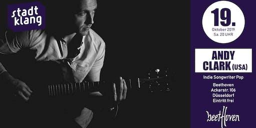 «stadtklang» m. Andy Clark / live im Café Beethoven