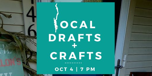 Local Drafts + Crafts