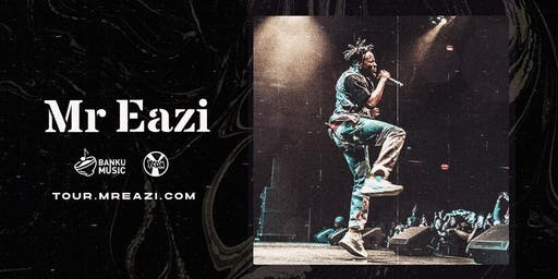 Mr Eazi - 28.10.2019 - Yaam Berlin
