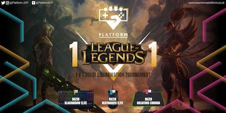 League of Legends Tournament tickets