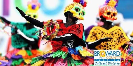 Creative Calaveras Costume Workshop by Nicole Alcaro