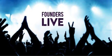 Founders Live Queretaro #1 entradas