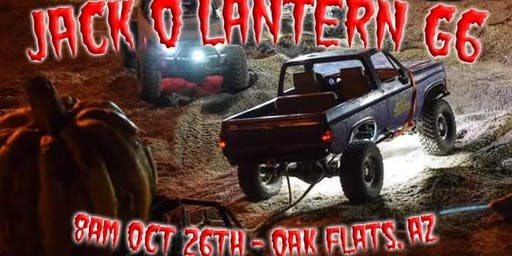 4th Annual RC4WD Jack O'Lantern G6