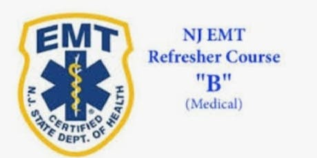 EMT Core Refresher B tickets