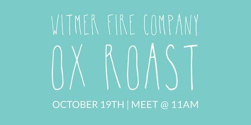 Witmer Fire Company Ox Roast