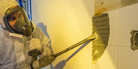 Kurs Nr. 1643 Asbest und Schadstoffe im Eigenheim! Was tun? Tickets