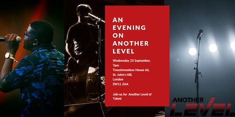 An Evening On Another Level  tickets