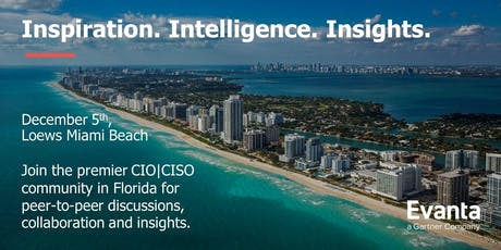 Florida CIO|CISO Executive Summit tickets