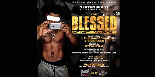 "The ""Blessed"" Day Party"