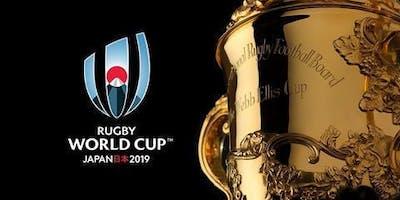 ENGLAND V TONGA RUGBY WORLD CUP   Brighton Bierhaus