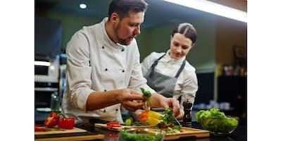 Adult Master Chef (17yrs+)   (4 lessons) , Chef Joe Fish ,     6:30pm (2020-01-07 starts at 6:30 PM)