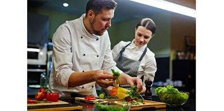 *NEW!*  Adult Master Chef Program, 16 years plus,    6:30pm (09-09-2020 starts at 6:30 PM) tickets