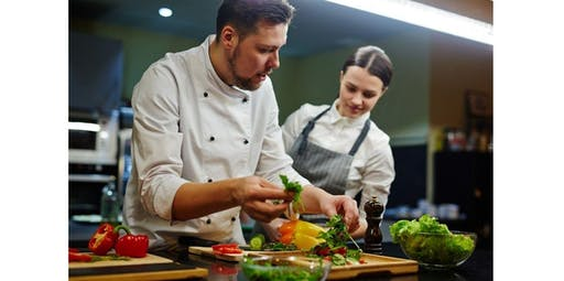 Adult Master Chef (17yrs+)   (4 lessons of possible 16) , Chef Joe Fish ,     6:30pm (02-04-2020 starts at 6:30 PM)