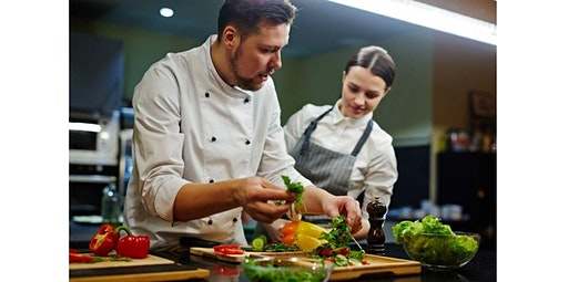 Adult Master Chef (17yrs+)   (4 lessons of possible 16) , Chef Joe Fish ,     6:30pm (03-17-2020 starts at 6:30 PM)