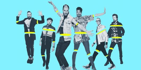 """Fitz And The Tantrums present """"All The Feels Winter Tour 2020"""" tickets"""