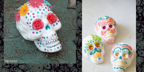 September Craft Night: Sugar Skulls tickets