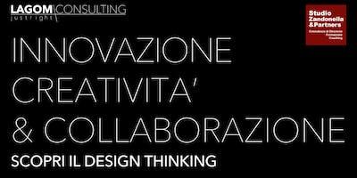 Studio Zandonella & Partners presenta: Design Thinking Taster Workshop