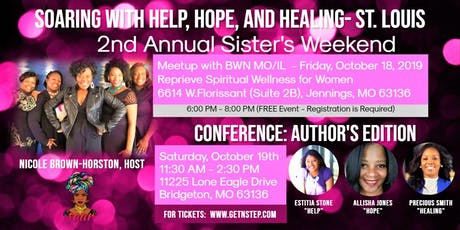 SOARING with HELP, HOPE AND HEALING - St. Louis Conference tickets
