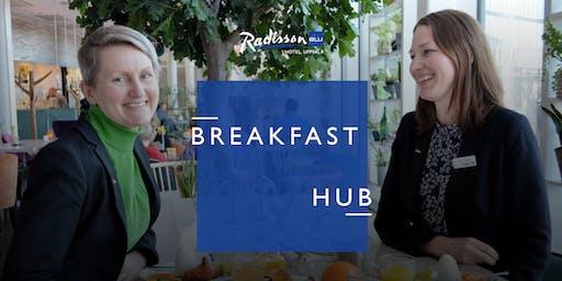Breakfast Hub 8 november | Nätverksfrukost