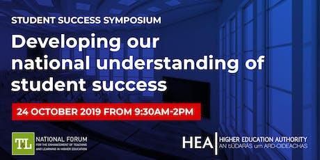 Student Success Symposium tickets