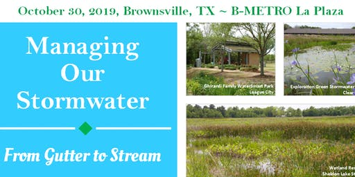Managing Our Stormwater from Gutter to Stream – Brownsville