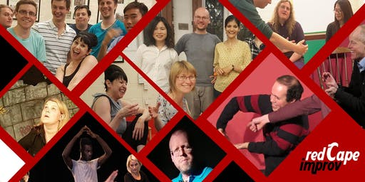 Improvised Comedy and Theatre for Improvers