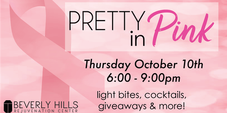 Pretty in Pink Event tickets