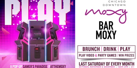 Gamer's Paradise Brunch #atthemoxy tickets