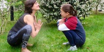 Happy Yoga Parents et Enfants