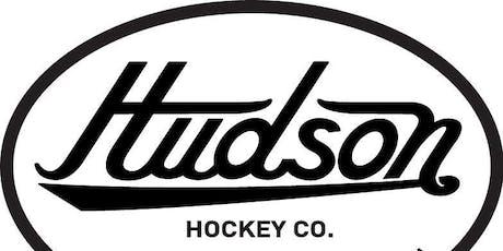Sunday Hudson Hockey 10/13/19 Rink 2 tickets