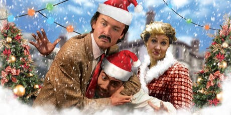Fawlty Towers Christmas Special tickets