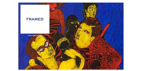 FRAMED 26 - Art: Dov Or Ner, Music: Lenny Tunes Tickets
