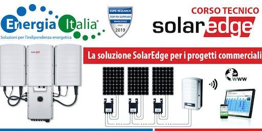 Soluzioni Commerciali Solaredge