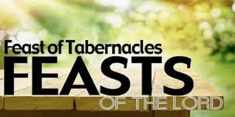 Celebrate the Feast of Tabernacles tickets