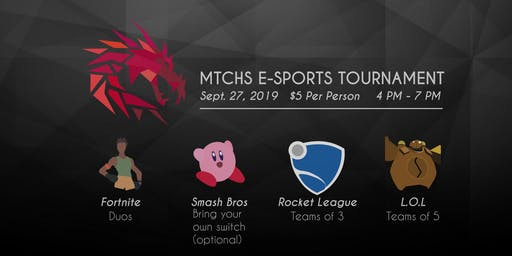 MTCHS E-Sports Tournament