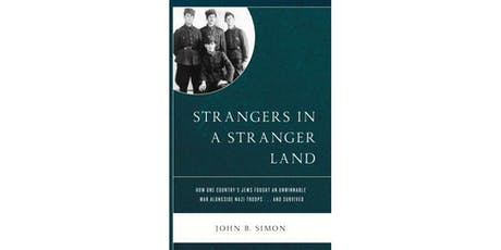 Strangers in a Stranger Land: Finland's Jewish Soldiers in WWII tickets