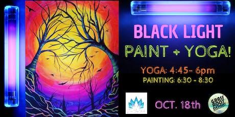 Black Light Paint Night! tickets