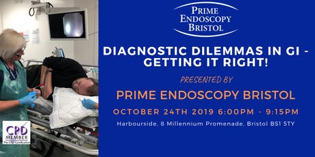 DIAGNOSTIC DILEMMAS IN GI -  GETTING IT RIGHT! tickets