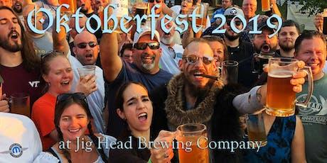2019 Jig Head Oktoberfest tickets