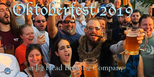 2019 Jig Head Oktoberfest