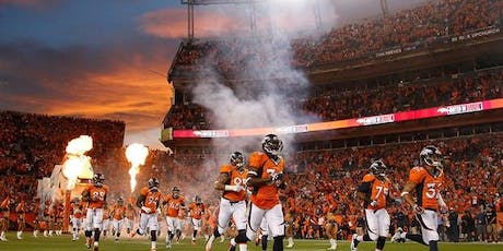 Tech Tailgate with Veeam and HPE pre- Broncos vs. Jaguars game tickets