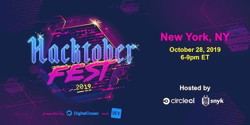 Hacktoberfest Open Hack Night in New York