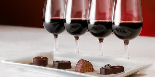 *WAIT LIST ONLY** Yoga, Wine & Chocolate Pairing