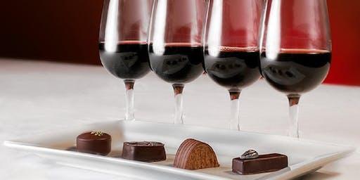 BUTI Yoga, Wine + Box of Chocolates at Nicole's Third Ward Social