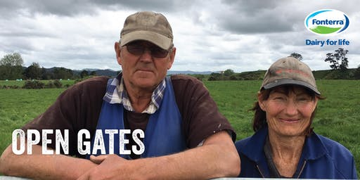Fonterra Open Gates - Peter & Helen's Farm, Ngahinapouri SOLD OUT