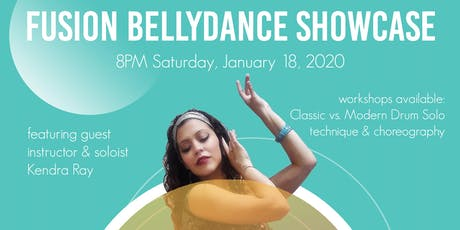 9th Annual Fusion Bellydance Showcase tickets
