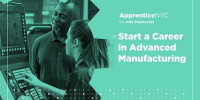 Interested In A Paid Apprenticeship & A Career In Manufacturing? (Staten Island)