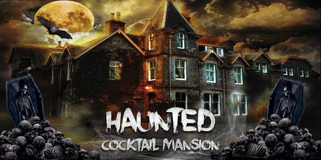 Haunted Cocktail Mansion tickets