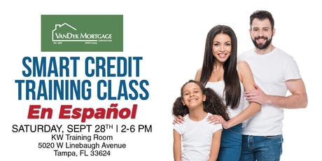Smart Credit Training Class with Tanya Canarte tickets